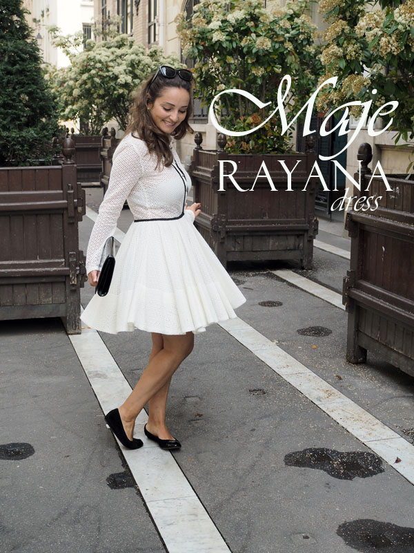 Maje Rayana dress