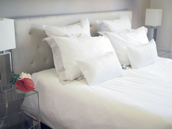 Avec Sofié blog / The White Company bed linen
