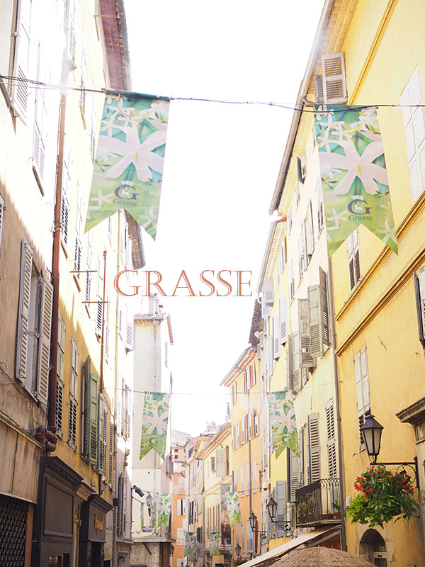 Avec Sofié blog l Visiting Grasse in South of France